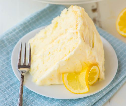 Lemon Layer Cake2